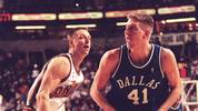 SEATTLE SUPERSONICS - DALLAS MAVERICKS 92:88