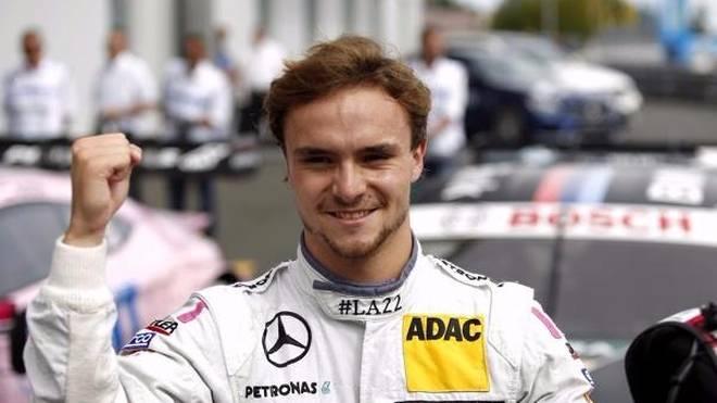Lucas Auer will auch beim GT-Masters in seiner Heimat Erfolg haben