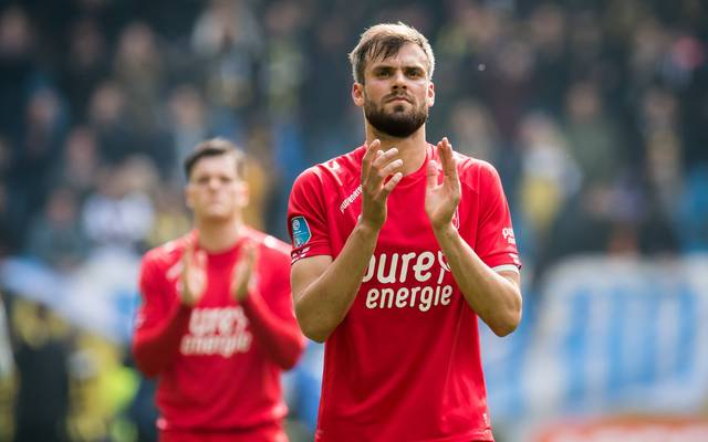 Stefan Thesker spielt seit 2016 für den FC Twente