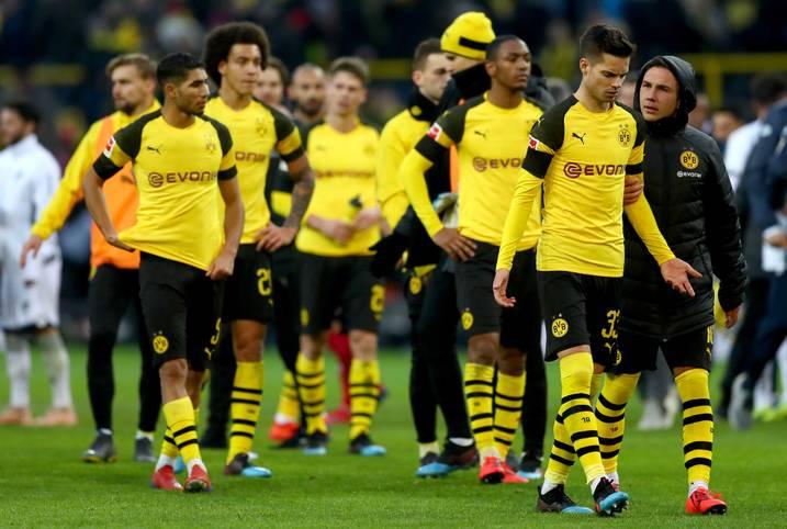 Nach glänzender erster Halbzeit verschenkt Borussia Dortmund gegen die TSG Hoffenheim den Sieg. Dadurch kommt der FC Bayern bis auf fünf Punkte an den Tabellenersten heran. In Dortmund heißt es nun: Aufpassen!