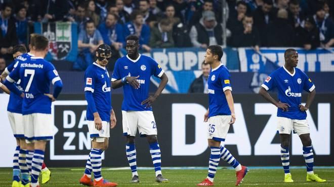 Mark Uth, Amine Harit und Hamza Mendyl stehen nicht im Kader gegen Werder