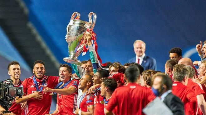 Der FC Bayern will seinen Titel in der Champions League verteidigen