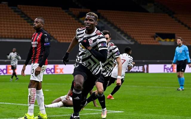 Paul Pogba erzielte in Mailand das Goldene Tor
