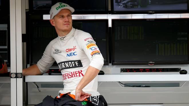 Der Rennstall von Nico Hulkenberg wird offenbar bald Aston Martin heißen