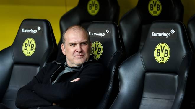 Kölns Sportdirektor Jörg Schmadtke ärgerte sich über den Videobeweis im Spiel bei Dortmund