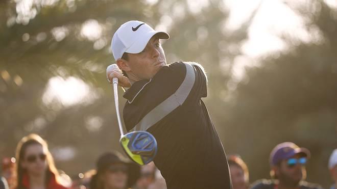 Rory McIlroy steht erstmals seit 2015 wieder an der Spitze der Golf-Weltrangliste