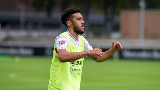 Nicolas Gonzalez steht beim VfB Stuttgart unter Vertrag - aber wie lange noch?