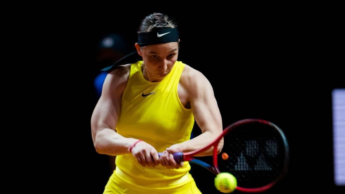 Erstes Halbfinale seit 2019 für Tamara Korpatsch