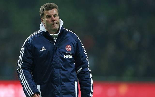 Dieter Hecking könnte zu seinem Ex-Klub Nürnberg zurückkehren