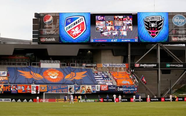 Die Corona-Pandemie trifft die MLS hart