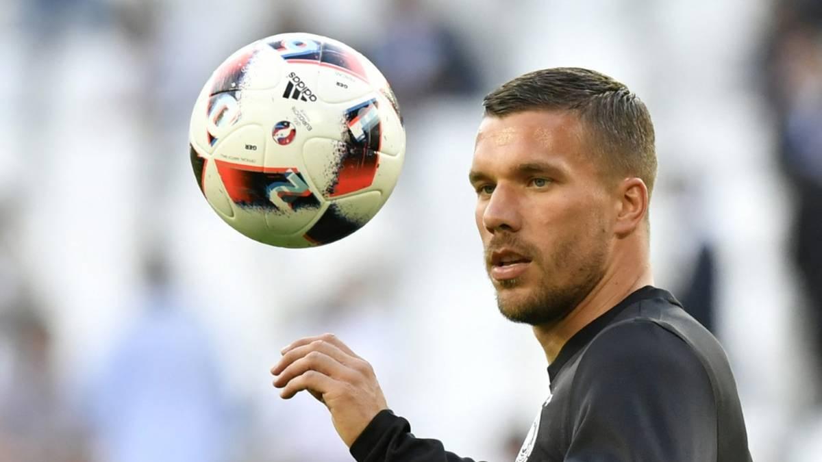 Podolski erreicht mit Antalyaspor Pokal-Halbfinale