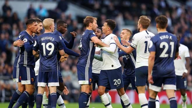 Tottenham patzt gegen Schlusslicht