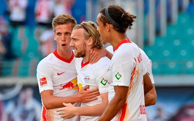 RB Leipzig siegt im ersten Spiel der neuen Saison