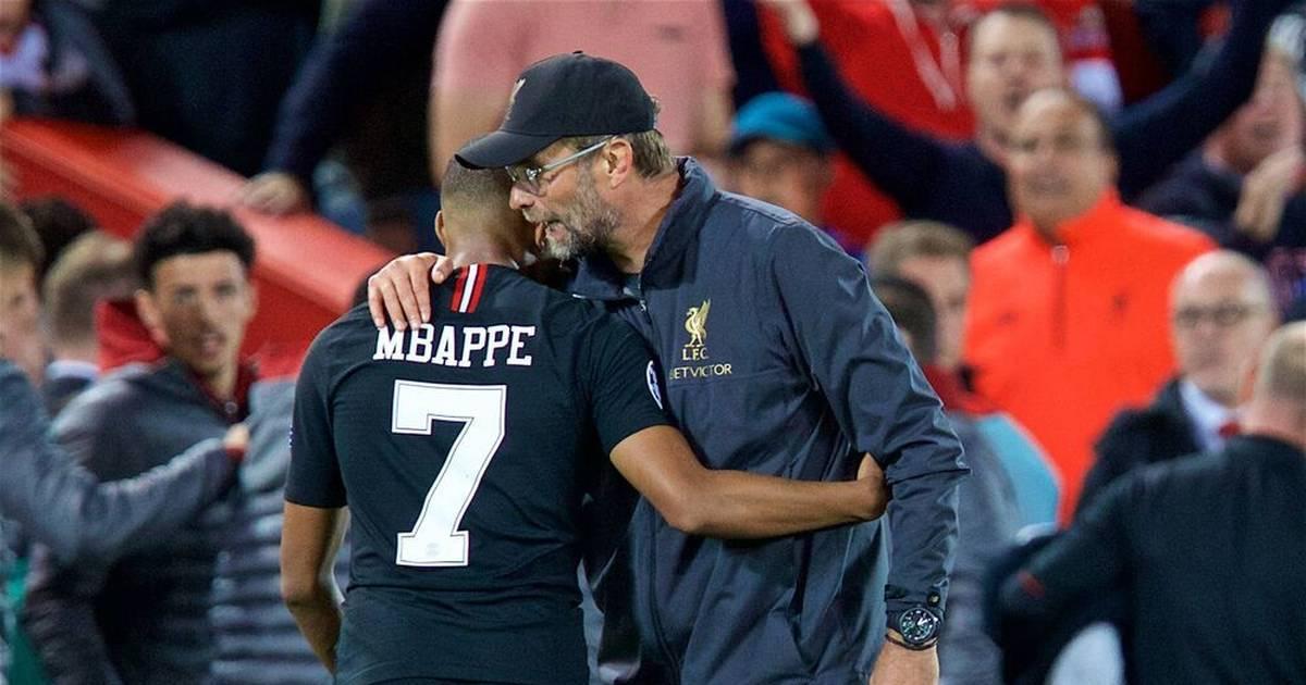 Kylian Mbappé von PSG begehrt: FC Liverpool wollte ihn schon 2017 - SPORT1