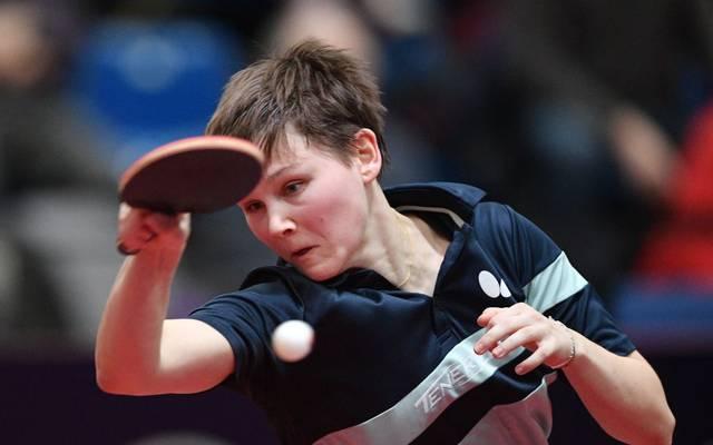 Nina Mittelham hat sich zum zweiten Mal zur Deutschen Meisterin gekrönt