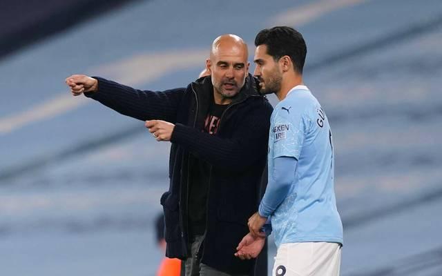 Pep Guardiola sieht in Ilkay Gündogan einen sehr wichtigen Spieler für Manchester City