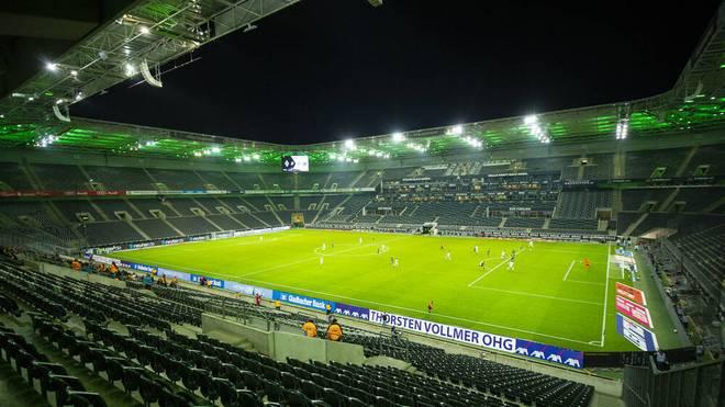 Borussia Mönchengladbach wird vor einer Geisterkulisse gegen Real antreten