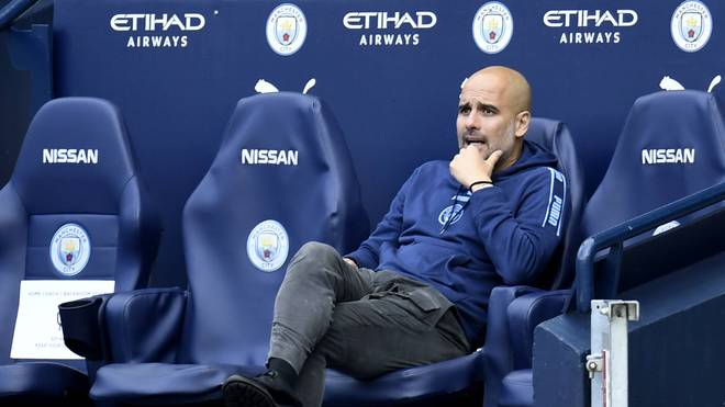 Pep Guardiola will die Champions League gewinnen