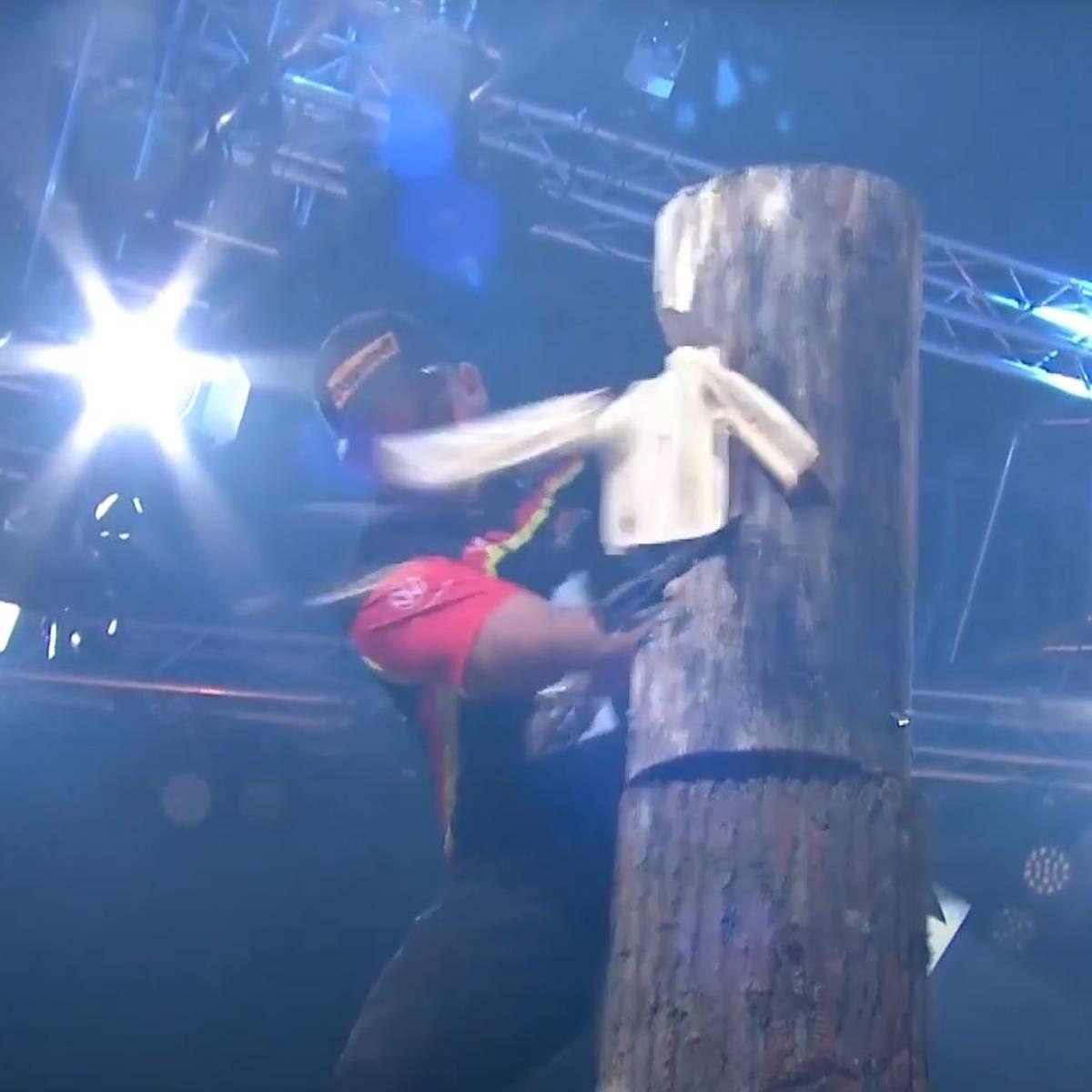 Mahr verteidigt STIHL Timbersports-Titel