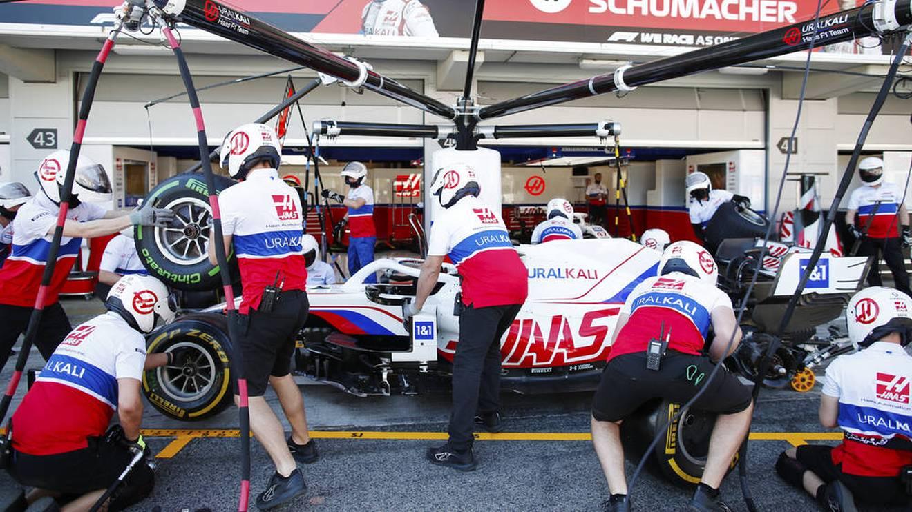 Formel 1 Kosten: SPORT1 zeigt die Kosten eines Formel 1 Teams.