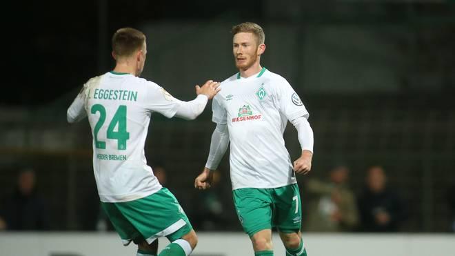 Florian Kainz von Werder Bremen verstärkt ab sofort den 1. FC Köln