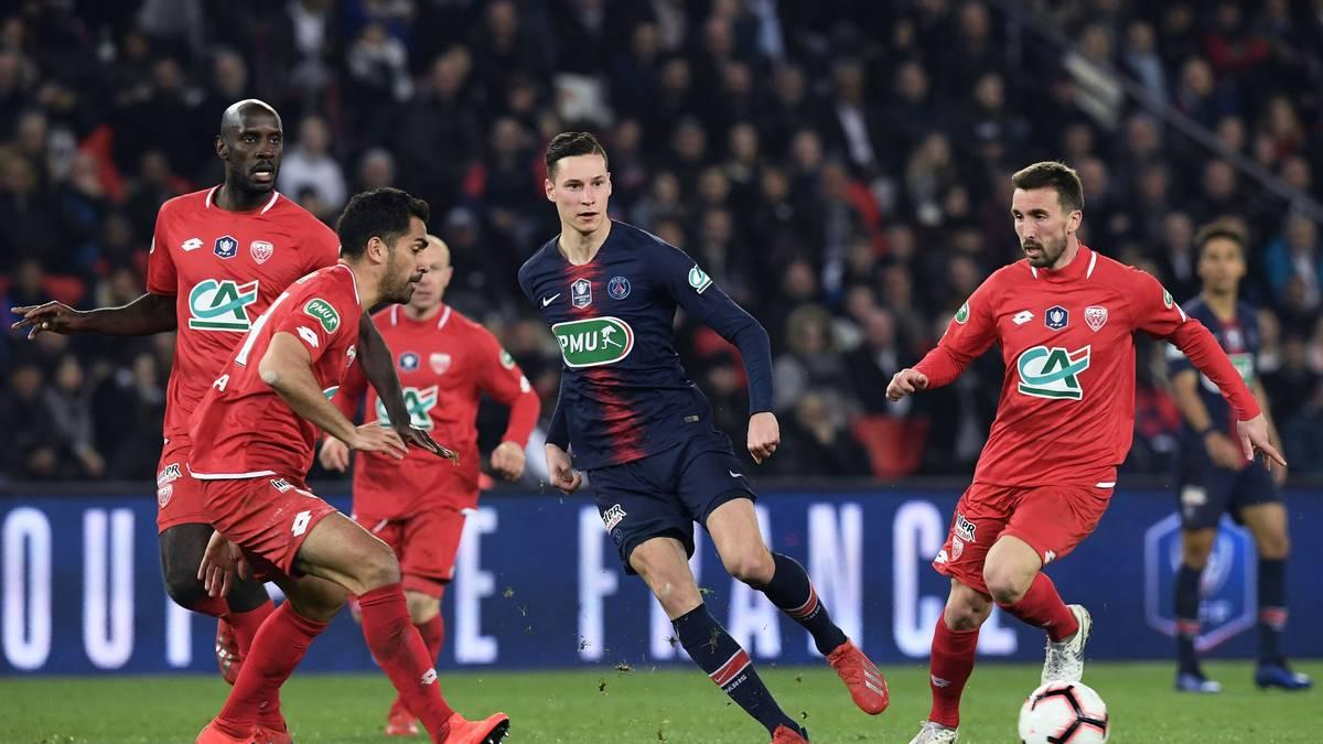 So glänzte Draxler beim PSG-Triumph