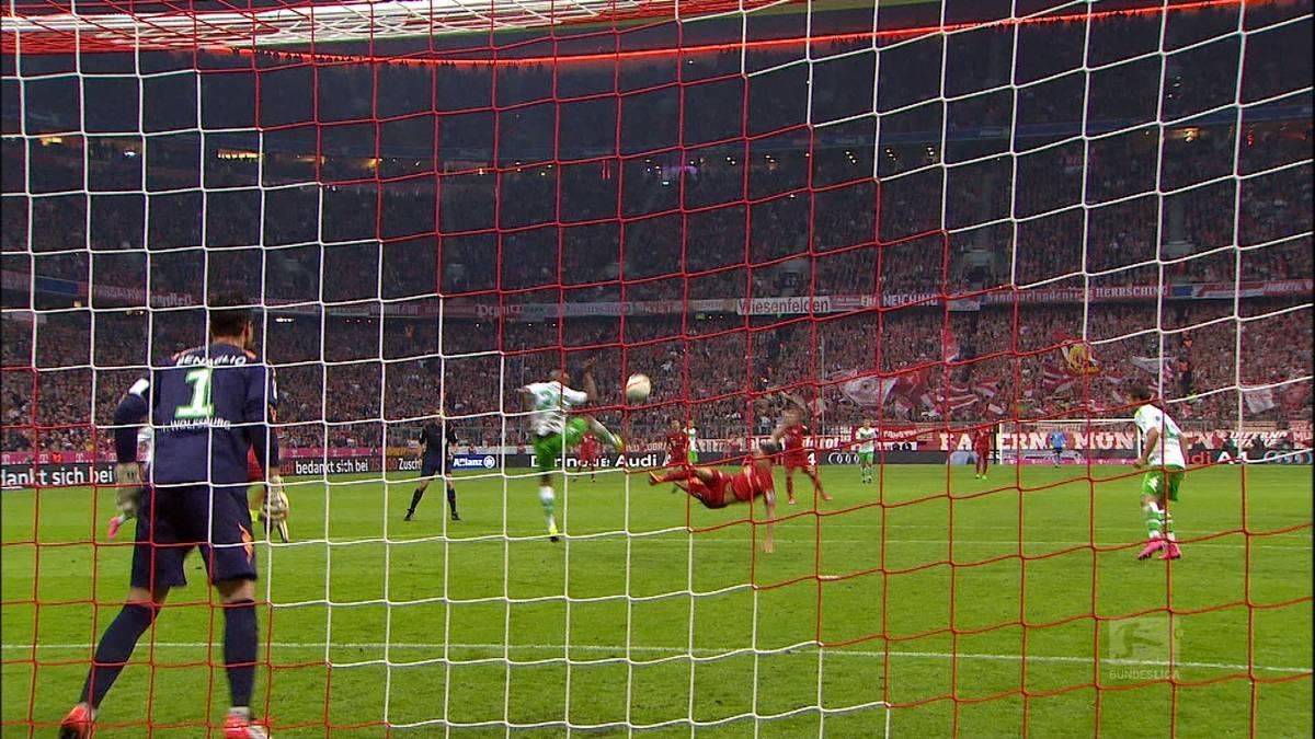 Fünf Tore in neun Minuten! Lewandowskis magischer Abend