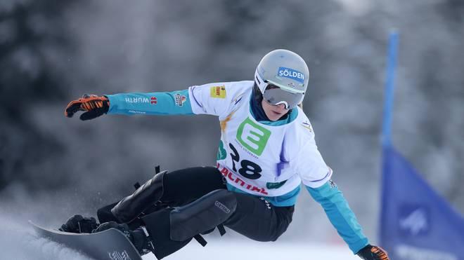 Amelie Kober gewann bei Olympischen Winterspielen zwei Medaillen