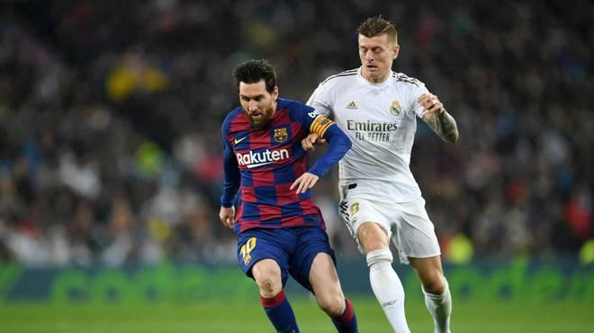 Die La Liga will im Juni wieder spielen