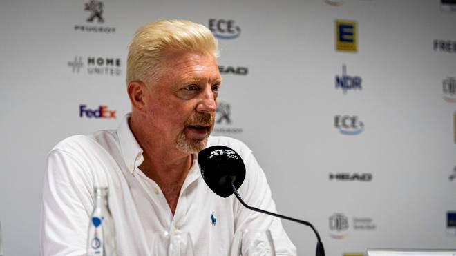 Boris Becker gibt Startschuss für Akademie in Hessen
