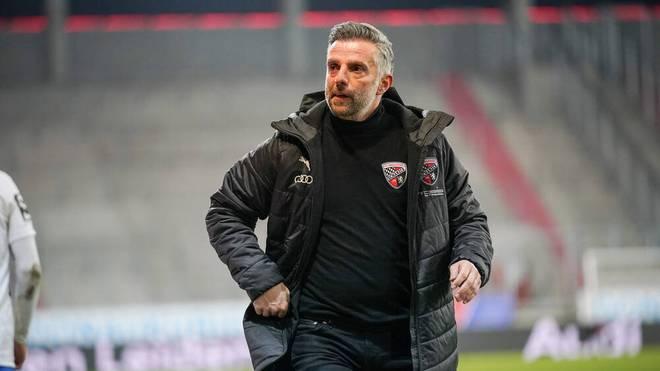 3. Liga - FC Ingolstadt 04 - Cheftrainer Tomas Oral