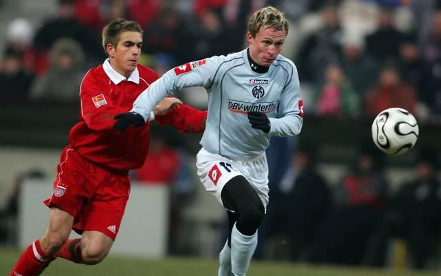 Als Aktiver war Petr Ruman in der Bundesliga tätig