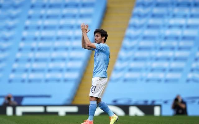 David Silva wechselte 2010 vom FC Valencia nach Manchester