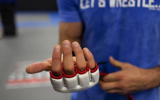 Khetag Pliev erlebte bei seinem MMA-Match eine schwere Verletzung