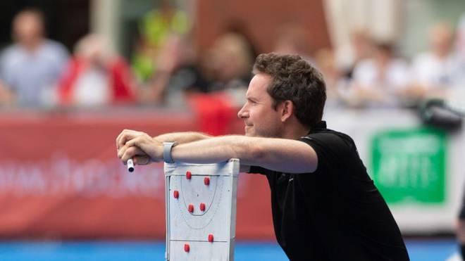 Stefan Kermas bot dem deutschen Hockey-Bund seinen Rücktritt an