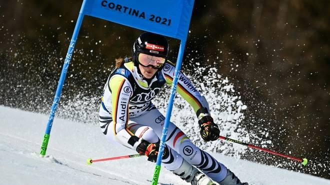 Emma Aicher wird deutsche Meisterin im Slalom