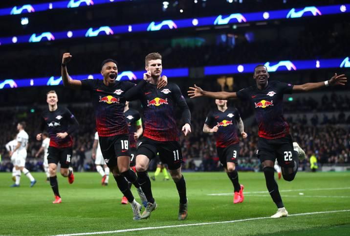 RB Leipzig hat einen großen Schritt Richtung Viertelfinale in der Champions League gemacht. Beim 1:0 gegen Tottenham Hotspur beeindruckte vor allem ein Mittelfeldmotor. Die SPORT1-Einzelkritik