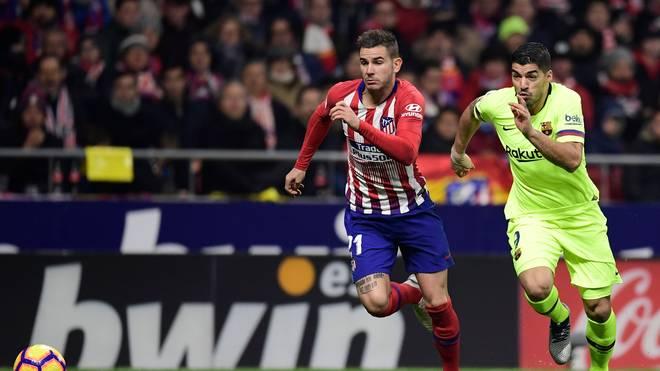 Lucas Hernandez (l.) hat sich für den FC Bayern entschieden