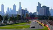 Formel 1: Die Bilder zum Rennen in Melbourne