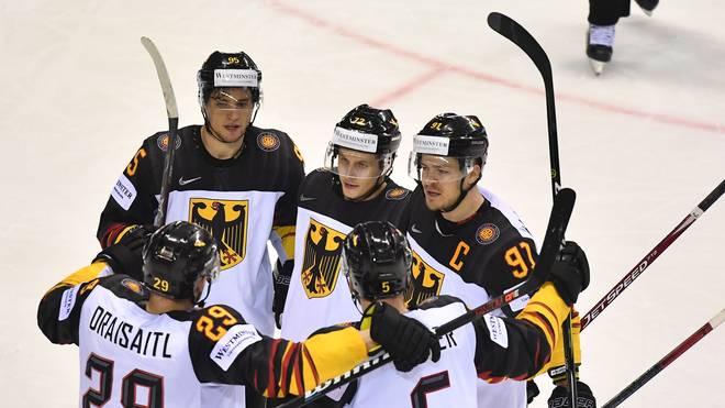 Eishockey-WM, Deutschland, Tschechien