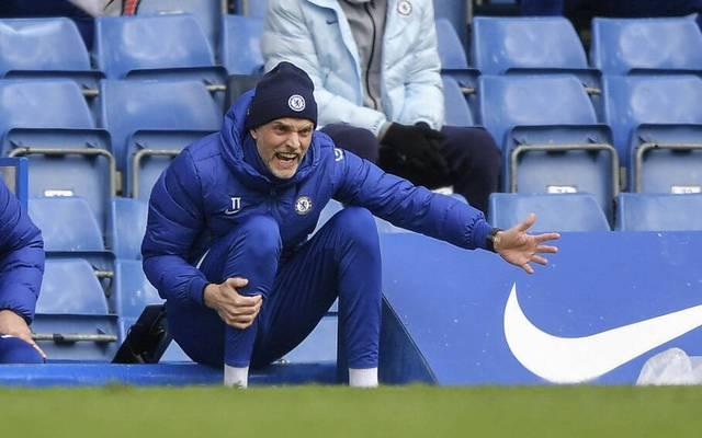 Thomas Tuchel und der FC Chelsea stehen vor der der nächsten Prüfung