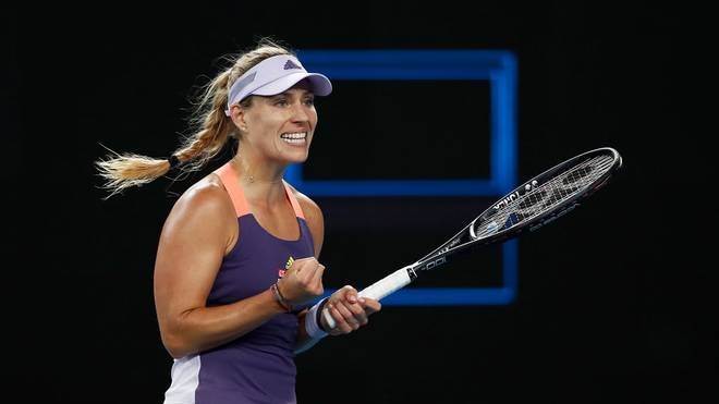 Angelique Kerber gewann unter anderem Wimbledon und die Australian Open