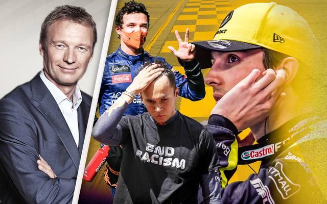 """Peter Kohl analysiert die """"jungen Wilden"""" der Formel 1"""