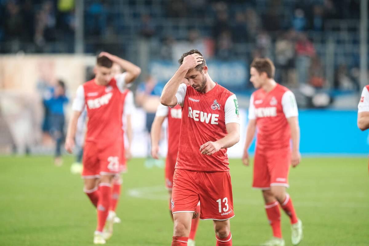 Der 1. FC Köln verpasst gegen Hoffenheim den Sprung auf einen Königsklassen-Platz. Für Steffen Baumgart wird es sogar die höchste Pleite als Köln-Coach.