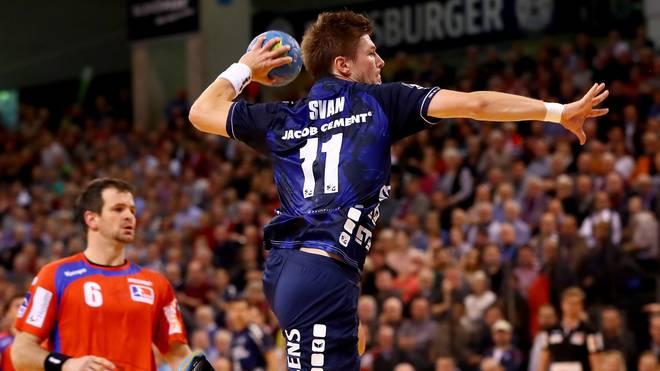 Die SG Flensburg-Handewitt gewann in der Bundesliga 29:25 gegen die MT Melsungen