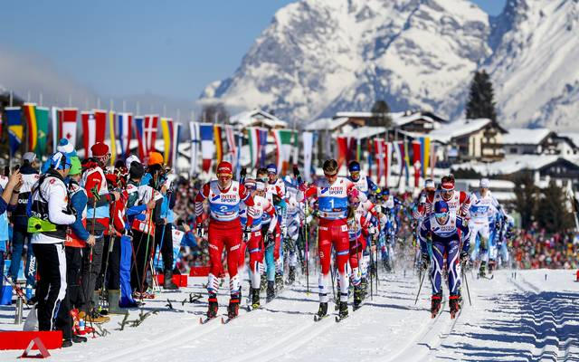 FIS Nordic World Ski Championships - Men's and Women's Cross Country Skiathlon: Der Doping-Skandal bei der Nordischen Ski-WM erschüttert die Sportwelt