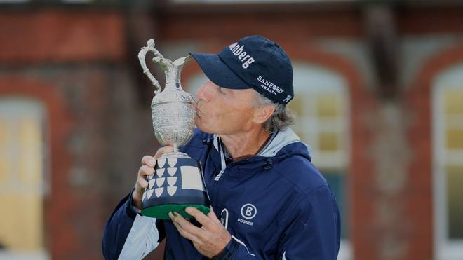 2019 The Senior Open Presented by Rolex - Day Four
