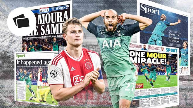 Die internationale Presse feiert das nächste Fußball-Wunder