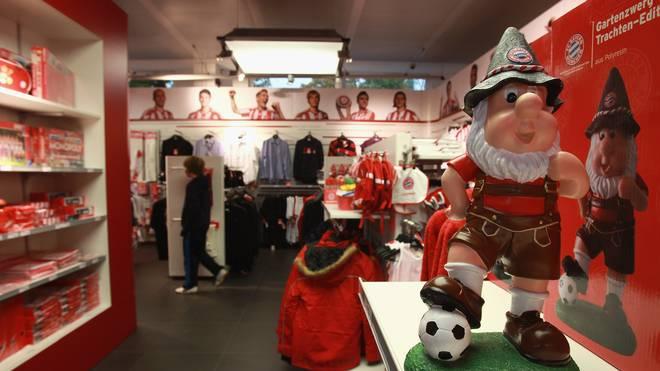 FC Bayern Muenchen - Club Shop