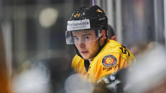 Janik Möser läuft bereits seit der U16 für den DEB auf und hat auch in der A-Nationalmannschaft bereits erste Erfahrungen gesammelt